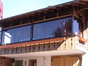 Balkonverglasung-Satec