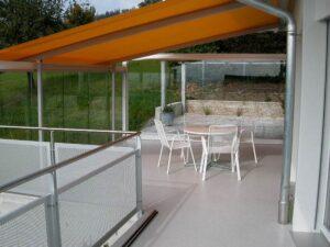 Sonnenstoren-Terrasse