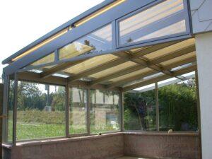 Wintergarten-Sonnenstoren-Satec