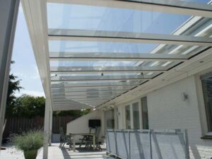 Terrassendach-Glas-Satec